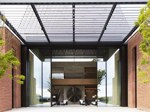 The Tallest and Heaviest Sliding Glass Door