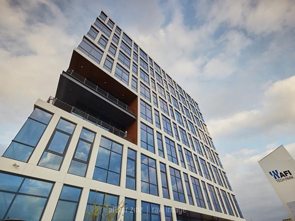 Guardian Glass Project: AFI Tech Park