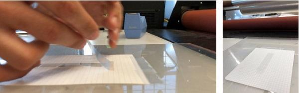 Figure 23, 24: Pression Lamination @ Autodesk Build Space