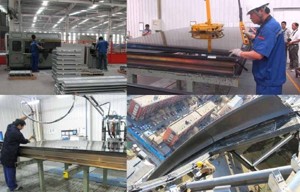 Figure 23 Factory fabrication and Site Assembly