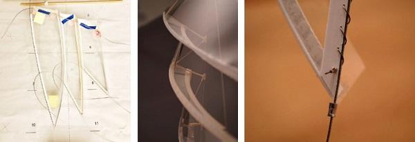 Figure 34,35,36: USC Master Student Josephine Stoddard model details