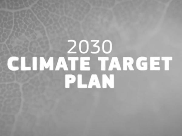 Glass for Europe's reaction to 2030 climate target plan