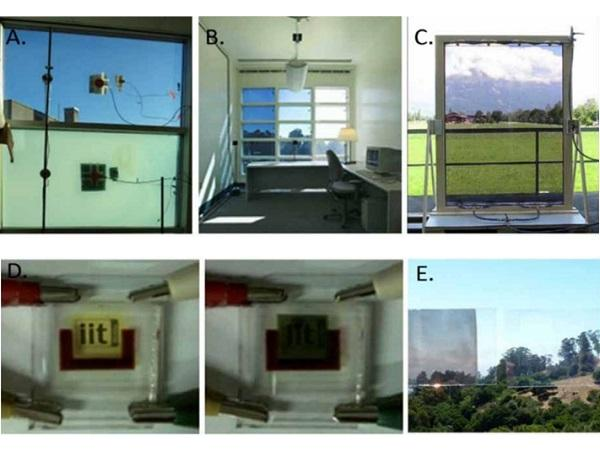 Smart Glazing in Intelligent Buildings